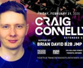 EVENT REVIEW: Trance Sessions presents Craig Connelly (Extended Set) @ ONE LOFT 21-02-20