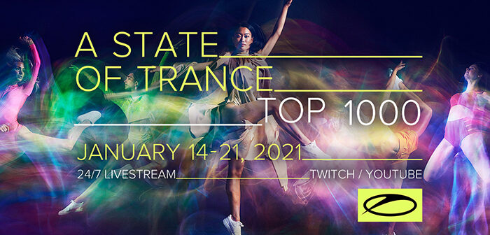 NEWS: A State Of Trance's Top 1000 Countdown For 1000th Episode